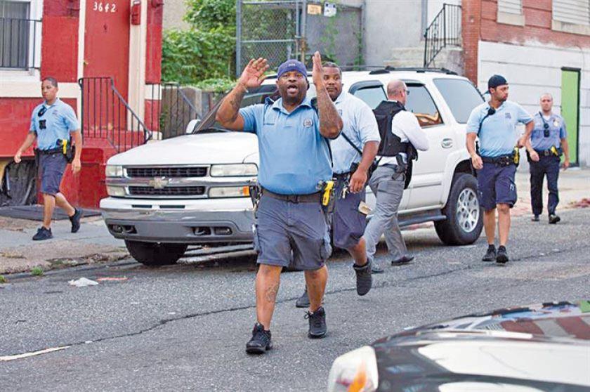 Cinco policías  heridos en nuevo tiroteo en EEUU