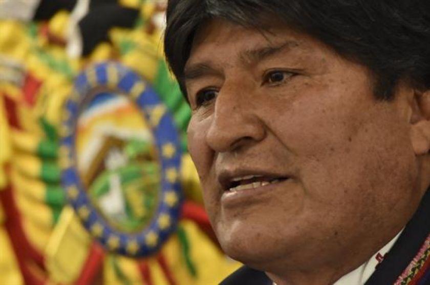 """Morales dice que no quiere para Bolivia """"lo que está ocurriendo en Argentina"""""""