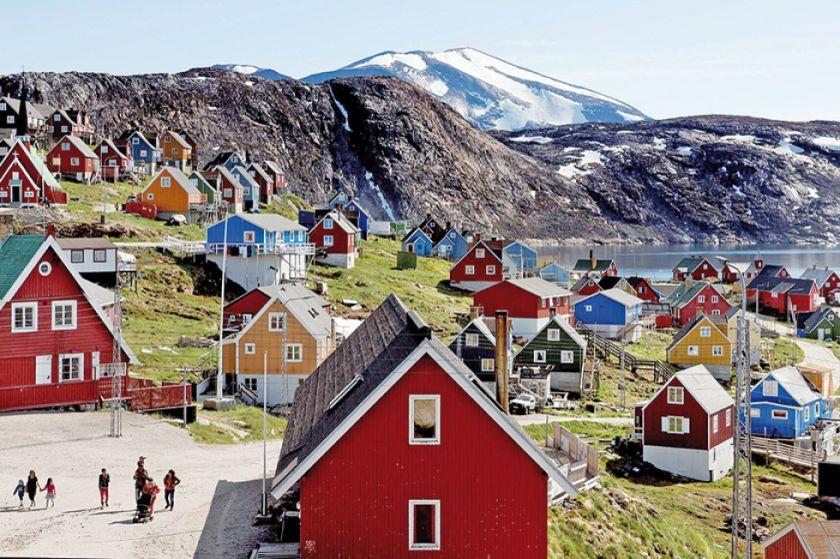"""Interés de Trump por """"comprar"""" Groenlandia desata risas en Dinamarca"""