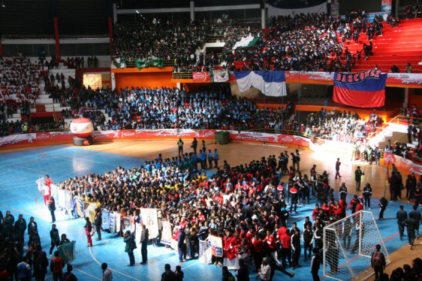 Plurinacionales de secundaria reúne a 2500 deportistas