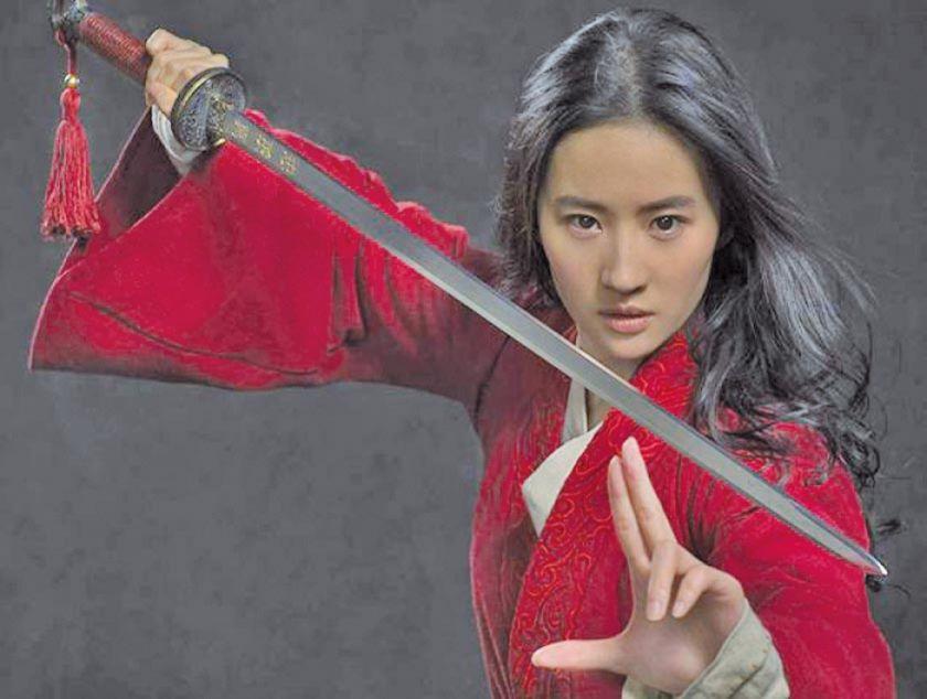 Piden boicotear Mulan por dichos de protagonista