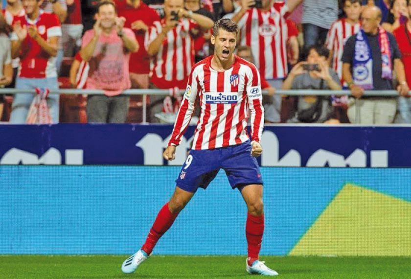 Atlético de Madrid vence a Getafe