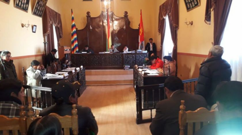 El Concejo aprueba ley en favor del hospital de  tercer nivel para Potosí