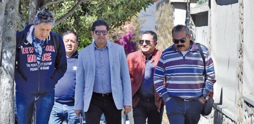 Eduardo Villegas pide a la FBF  una nueva oportunidad
