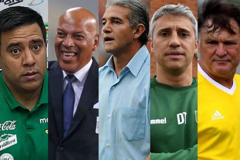 Bolivia reducirá a cuatro los candidatos para dirigir la selección nacional