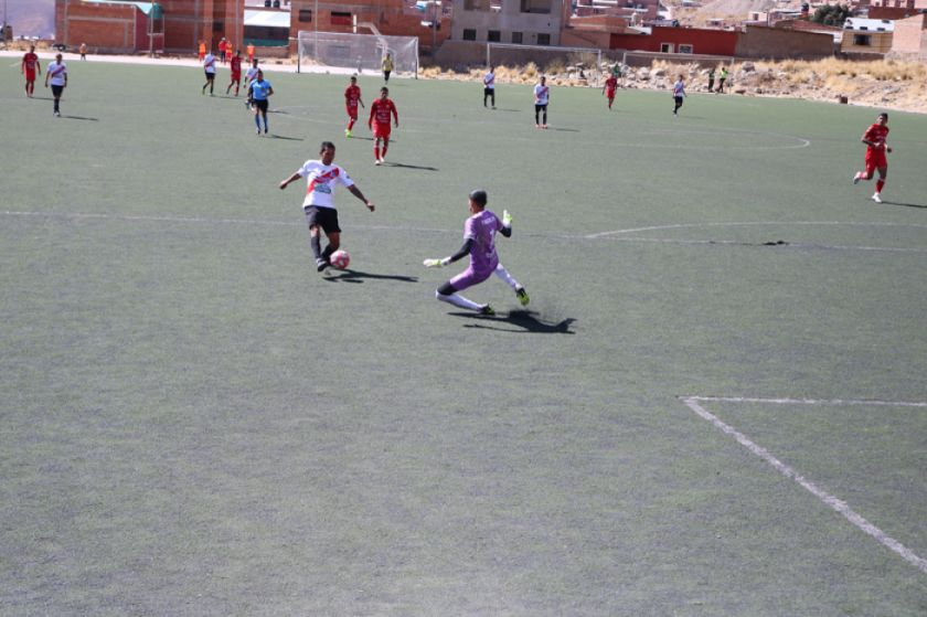 El equipo de reservas de Nacional golea a Guabirá