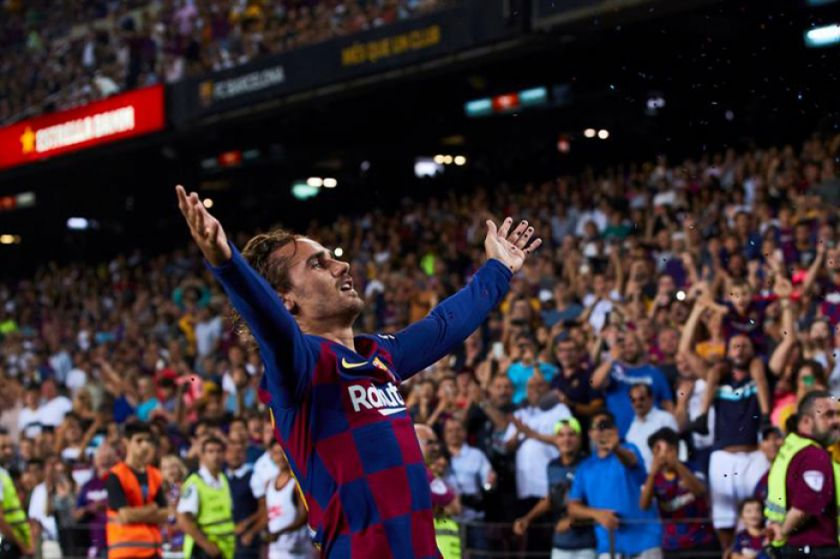 "Barcelona golea a Betis en el ""Camp Nou"""