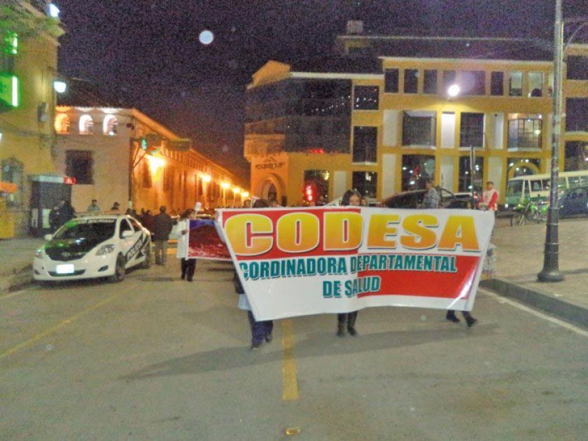 Codesa mantiene movilizaciones y se suma a pedido por la Amazonía