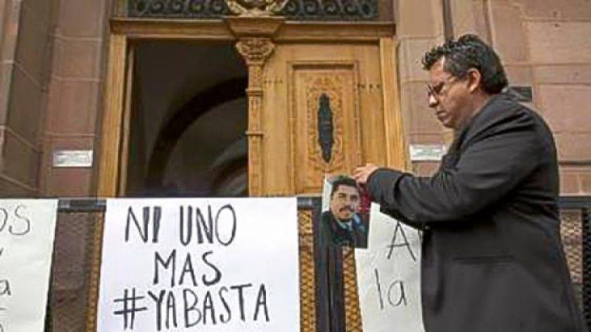 La SIP repudia el asesinato de otro periodista: México