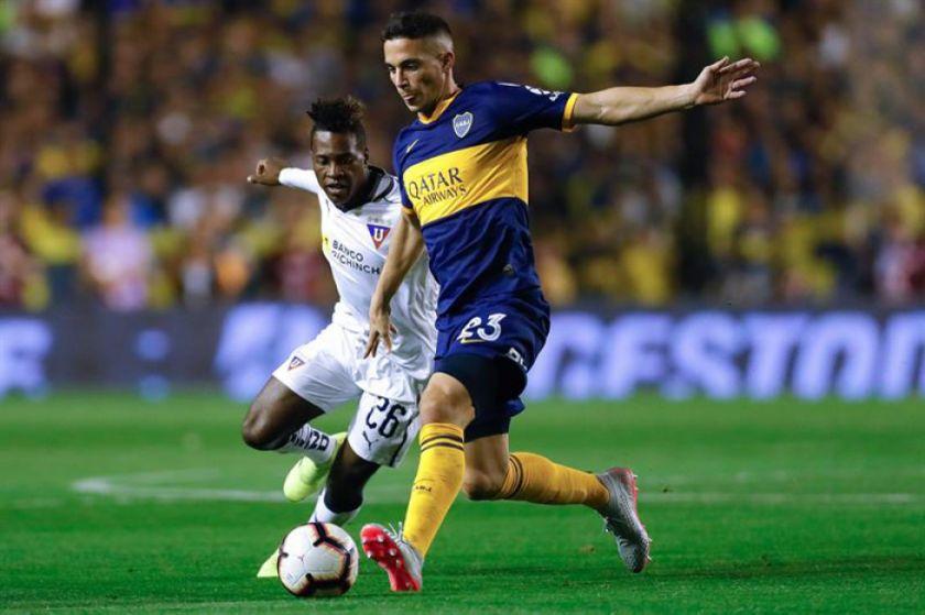 Boca pasa a semifinales de la Copa Libertadores