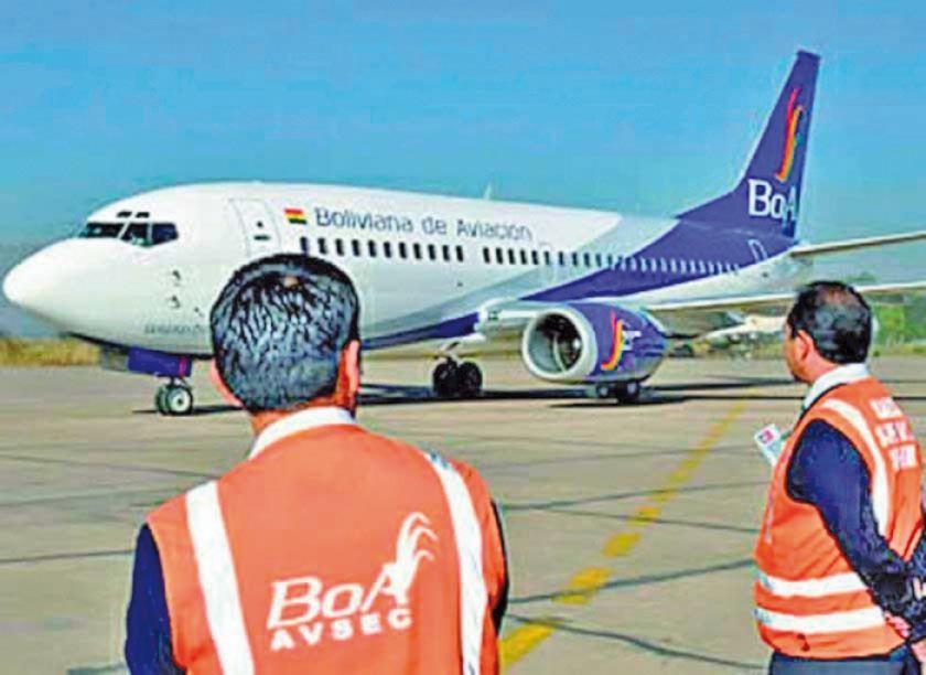 Abren la posibilidad de que BoA llegue con nave de 140 pasajeros