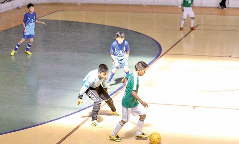 Potosí alberga el campeonato nacional de futsal sub 14