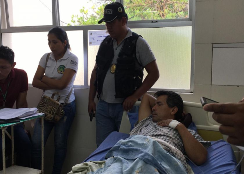 Padre que mató a sus cuatro hijos es privado de libertad en Palmasola