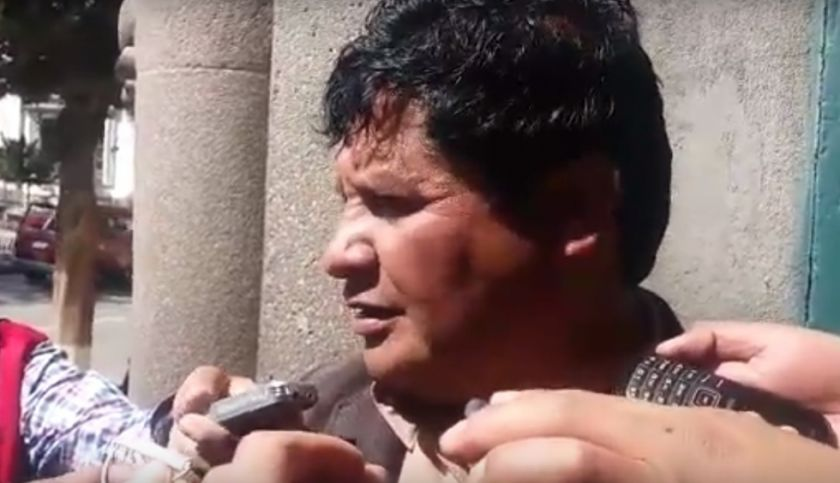Potosí es el primer Departamento en llegar con ayuda a la Chiquitania