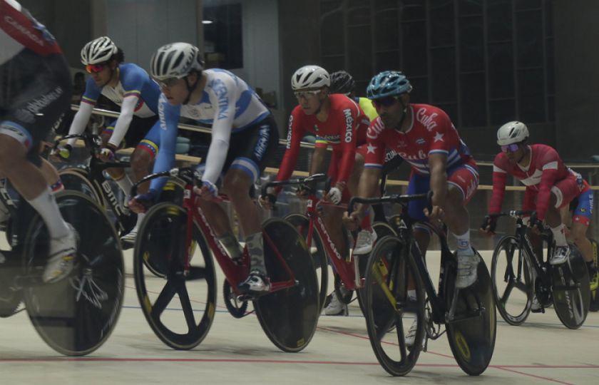 Inauguran Panamericano de Ciclismo