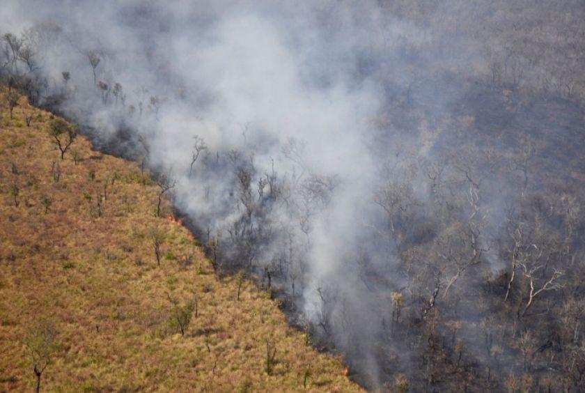 Bolivia gastó hasta ahora más de $us 11 MM para sofocar incendios
