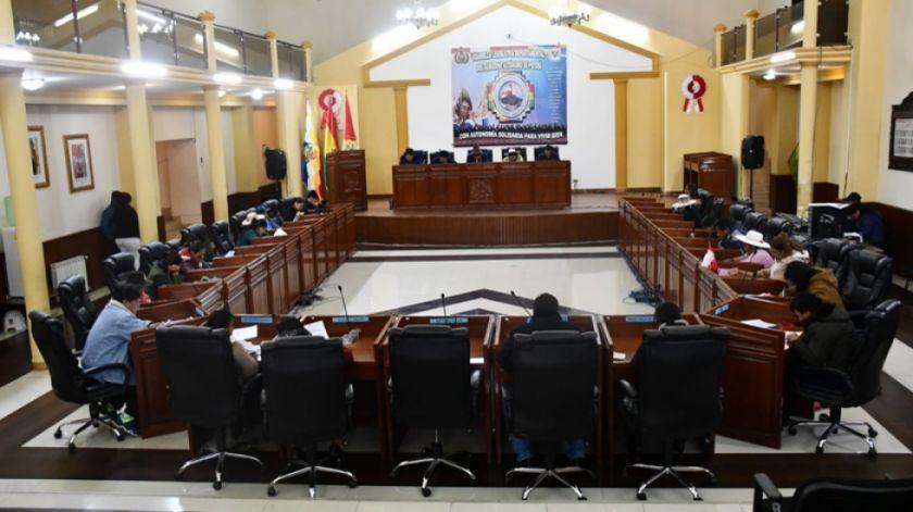 Asamblea aprueba construcción de puente por 11 milllones de Bolivianos
