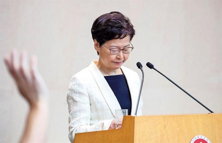 Hong Kong: Retiran proyecto de ley  sobre extradición