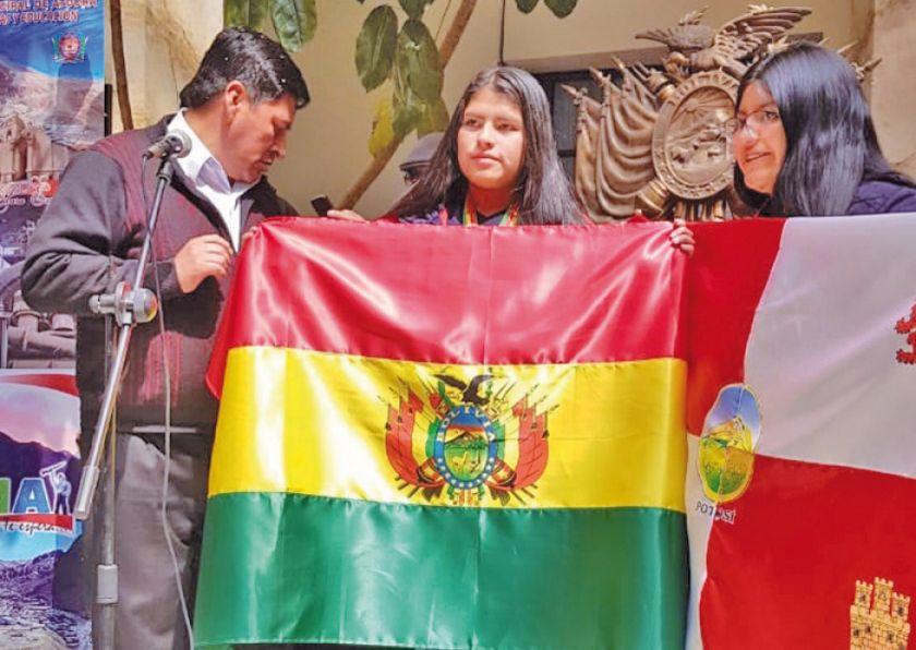 Potosinas van a olimpiada de química en Portugal