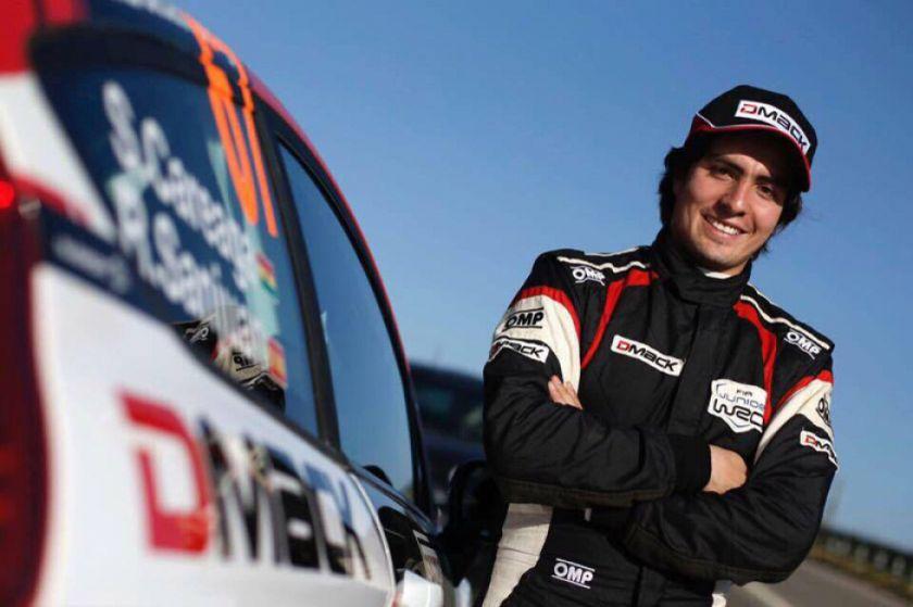 Careaga se adueña de la primera etapa del Gran Premio Nacional