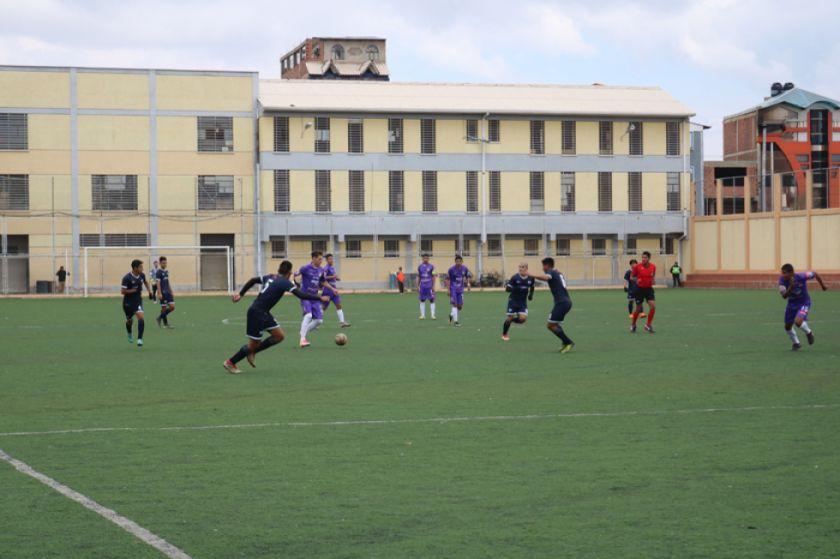 Real Potosí golea a Sport Boys en el torneo de reservas
