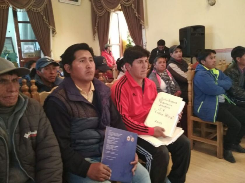 Vecinos de Entre Ríos piden atención