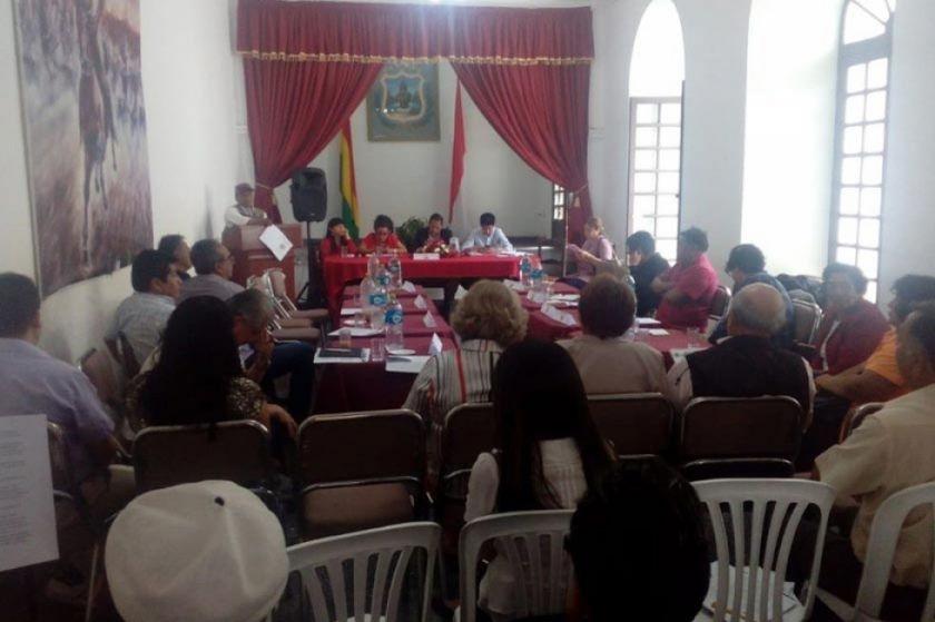 Los cívicos del país ratifican paro indefinido desde el 10 de octubre