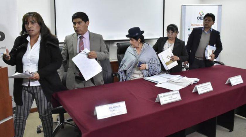 TSE invalida encuesta de UMSA por considerar que infringe ley