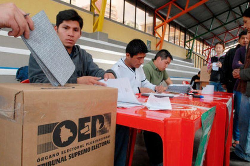 El 67.2 por ciento de los electores está en las provincias potosinas