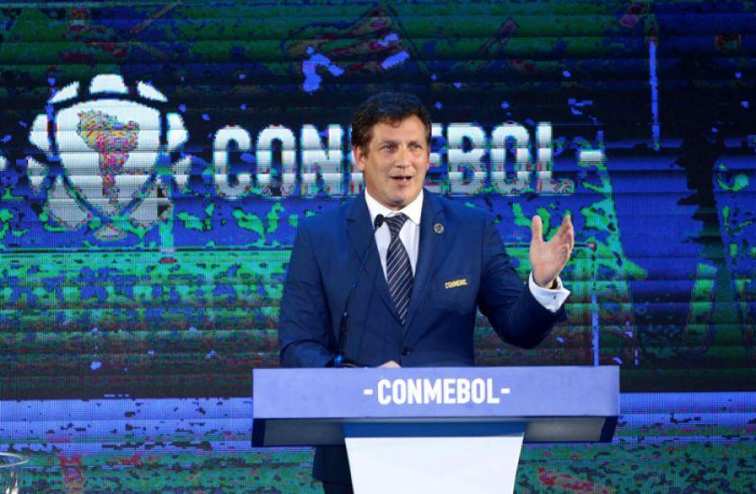 La Conmebol pide que nada empañe la final de la Copa