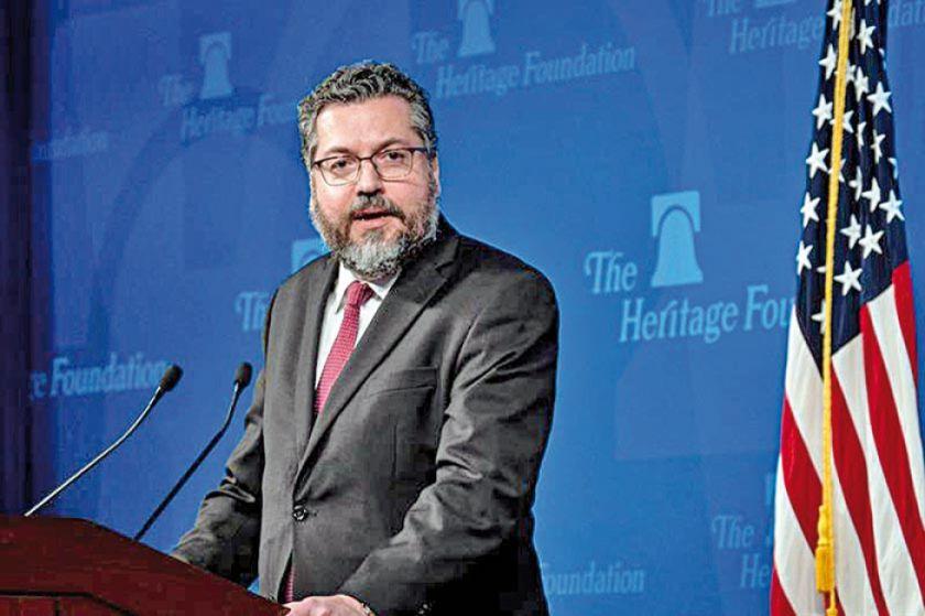 Brasil y Estados Unidos buscan tratado comercial