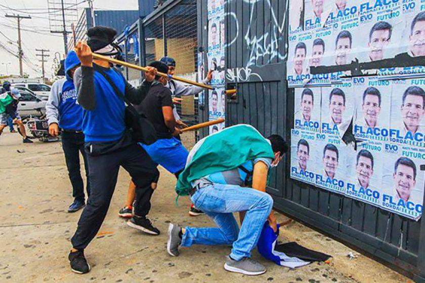 Van a prisión ocho aprehendidos por la violencia en Chulumani