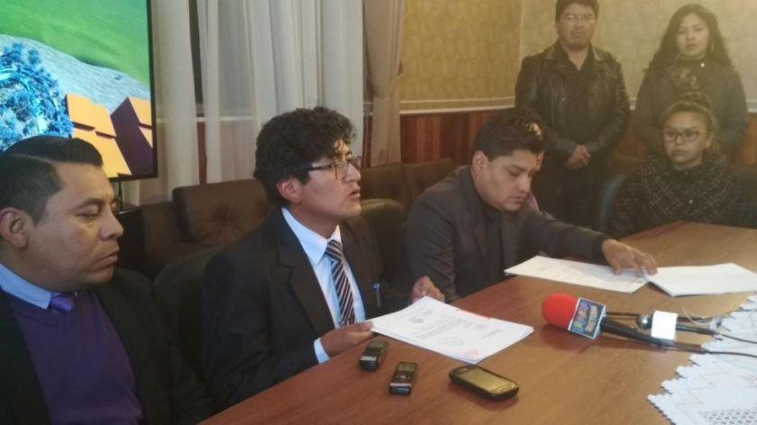 Anuncian procesos penales a los concejales  por incumplimiento de deberes