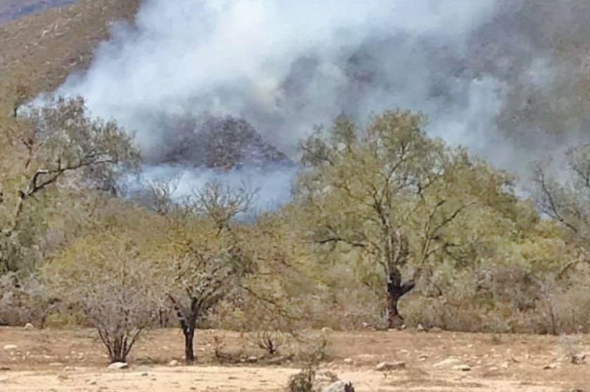 Imputan por 3 delitos a presunto responsable del incendio en Tarija