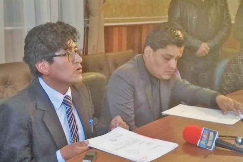 Anuncian proceso a concejales  por incumplimiento de deberes