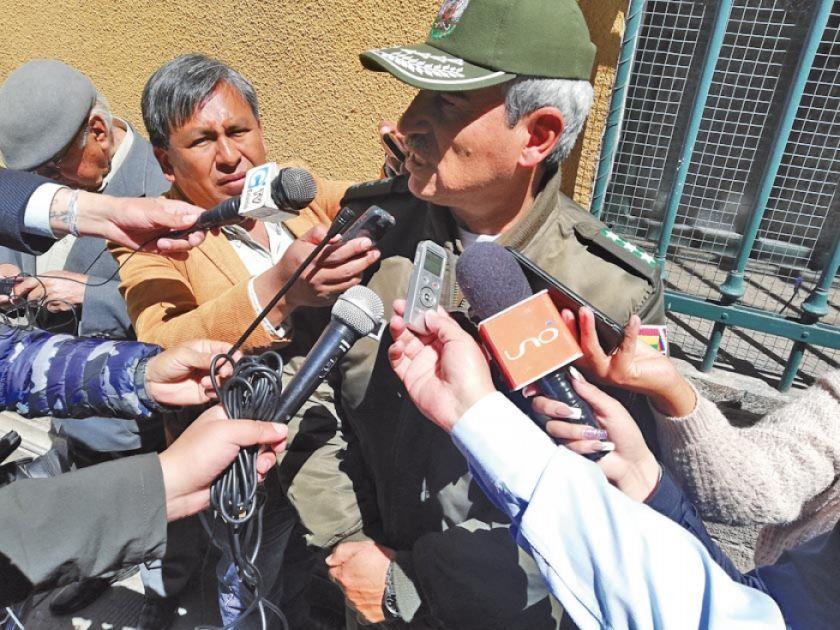 Potosí envía 50 efectivos a Tarija para sofocar el fuego