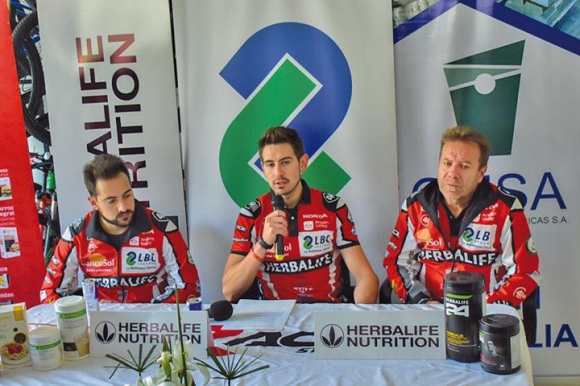 El Team Nosiglia se reduce para el Dakar
