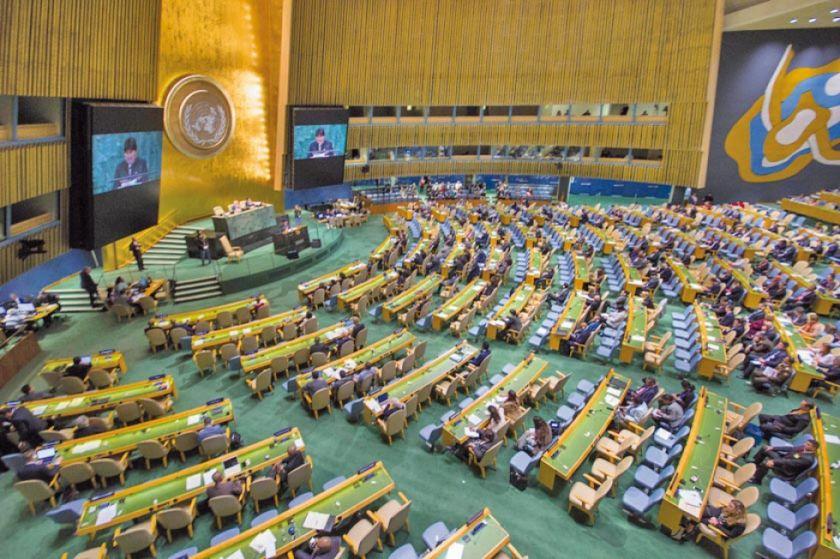 Confirman asistencia de Evo a la Asamblea de la ONU