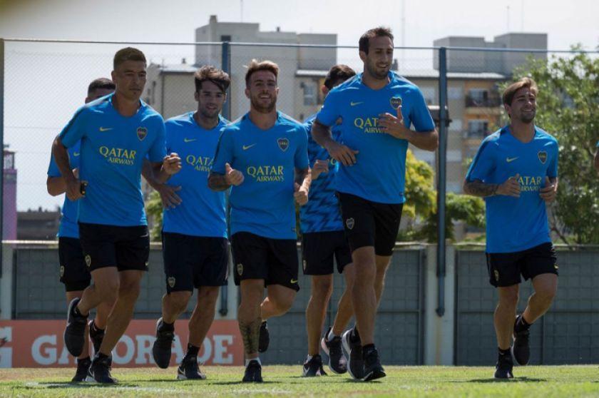 Boca y San Lorenzo se juegan el liderato