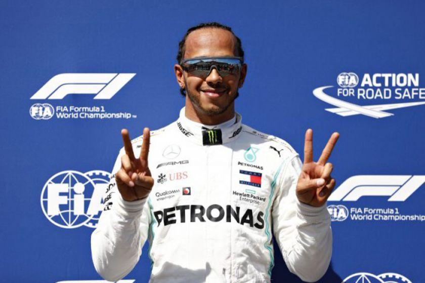 Hamilton quiere extender su ventaja