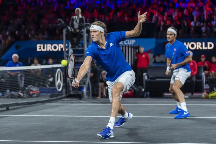 Europa se adelanta en la Laver Cup