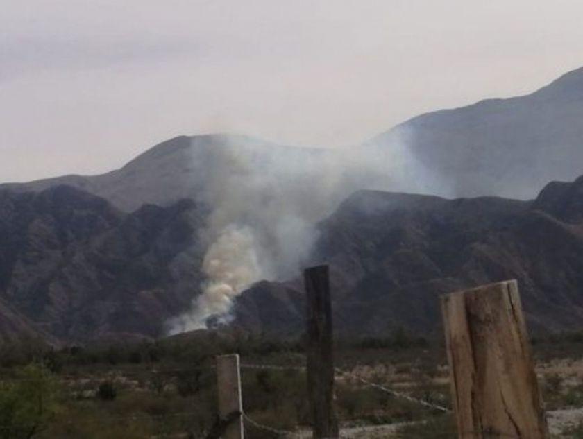 Tarija: dictan detención domiciliaria al hombre que comenzó el fuego