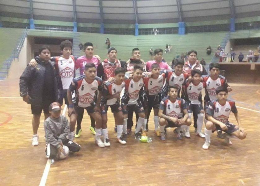 Potosí vence a Tupiza 4-1 y clasifica a torneo