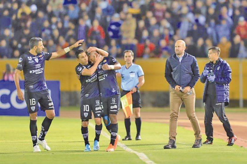 Independiente pasa a la final de la Sudamericana