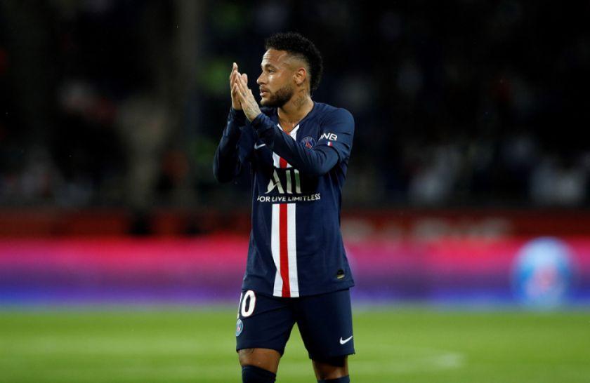 Neymar promete dar todo  por el París Saint Germain