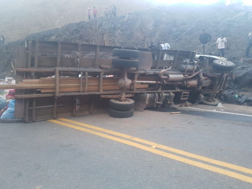 Potosí tuvo fin de semana trágico con 21 personas muertas y 34 heridas