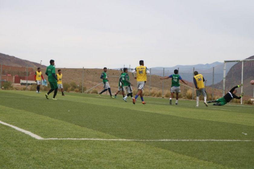 Real trabajará en el estadio Víctor Agustín Ugarte