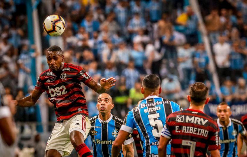 Gremio y Flamengo no se hacen daño