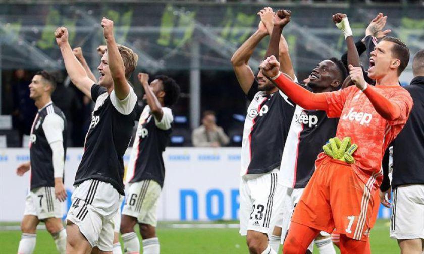 Juventus se adueña del liderato de la Serie A italiana