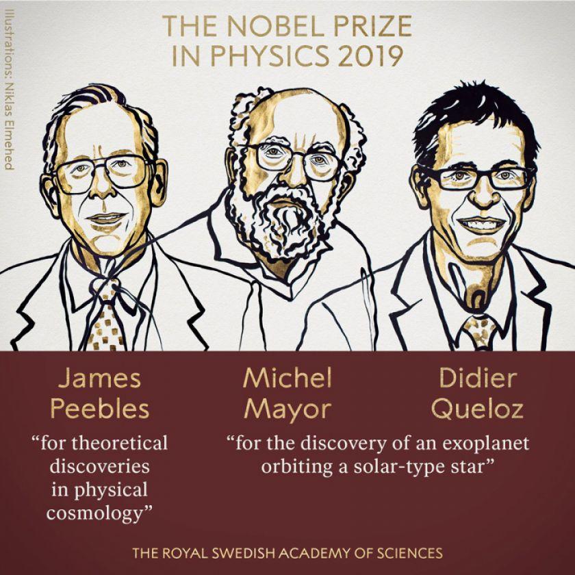 Saludan a Sheldon y Amy en Premio Nobel de Física